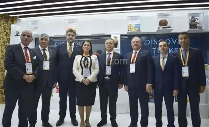 第二届中国国际进口博览会中土耳其签订了价值6.2亿美元协议!