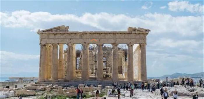 数据:希腊文化旅游景点哪家最受欢迎?